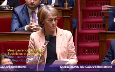 Fermeture de la sucrerie de Cagny, ma question au Gouvernement