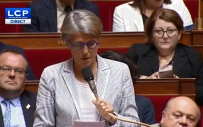 Ma question au Gouvernement sur le CETA
